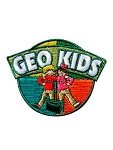 Geokids Patch
