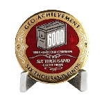 6000 Finds Geo-Achievement® Award Set