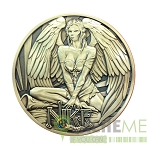 Greek Gods Geocoin Series: Nike