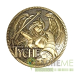 Greek Gods Geocoin Series: Tyche