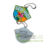 Geokids Travel Tag