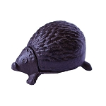 Cast Iron Geocache Creatures: Hedgehog