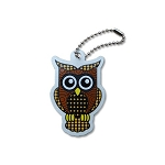 Hooty the Owl Travel Tag