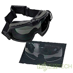Tactical Goggles with Fan
