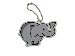 Ellie the Elephant Travel Tag