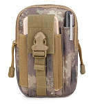Molle Pouch Woodland Camo
