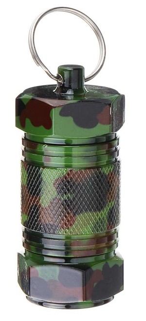 Double Opening Bolt Container - Camo
