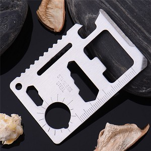 Multi Tool 11 in 1 Outdoor Pocket  Card Tool
