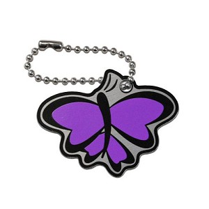 Butterfly Cachekinz - Purple