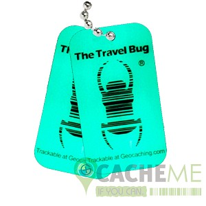 Travel Bug® (Glow in the Dark)