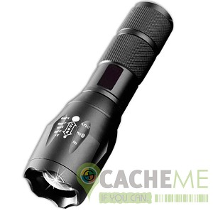 T6 LED Super Bright Torch