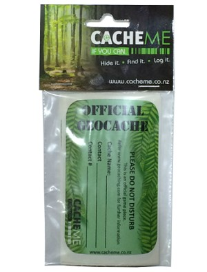 Medium Cache Labels (single)