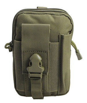 Molle Pouch Green