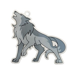 Warick the Wolf Tag